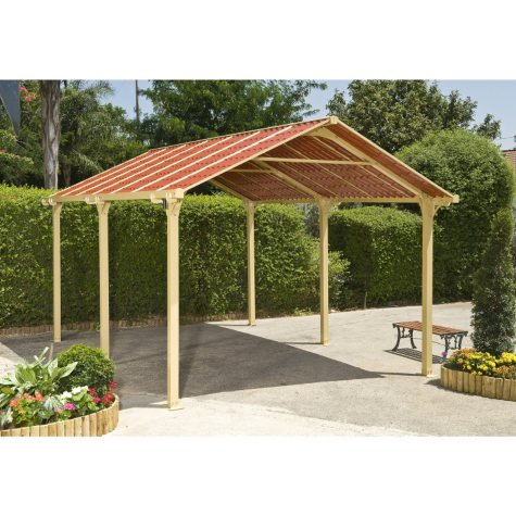 LaVeda Garden Shelter/Carport
