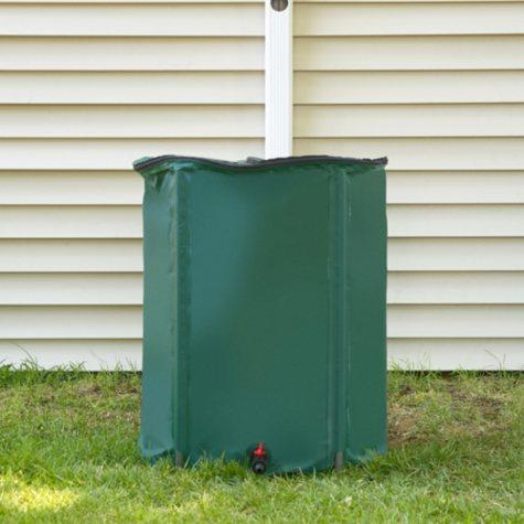 Portable Rain Barrel with Diverter - 104 gal.