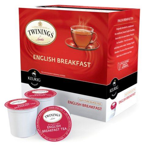 Twinings of London Tea, Various Flavors (48 K-Cups)