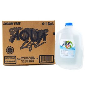 Aqua Life Purified Water (1 gal., 4 pk.)