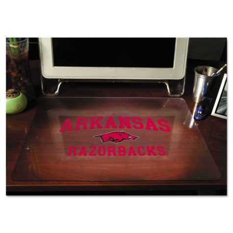 "ES Robbins - Collegiate Desk Pad University of Arkansas Razorbacks - 19"" x 24"""
