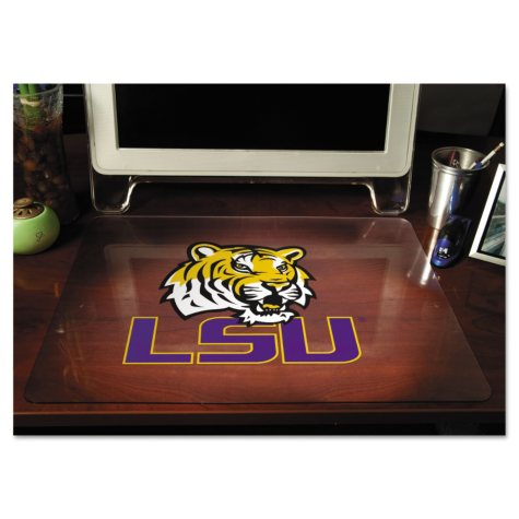 "ES Robbins - Collegiate Desk Pad, Louisiana State University Tigers - 19"" x 24"""