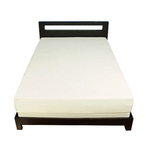 "Aerus Natural Plush 10"" Twin Size Memory Foam Matt"