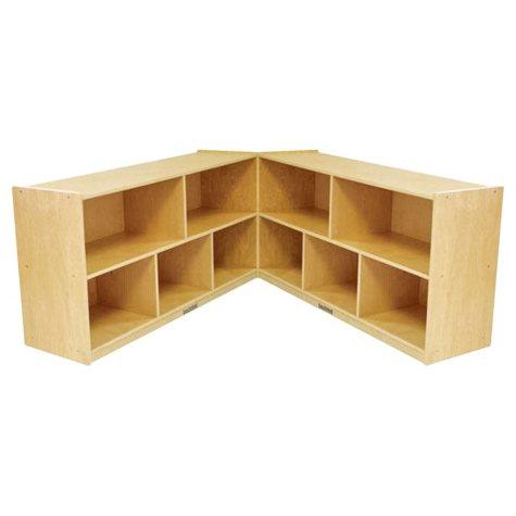 10-Compartment Storage Unit