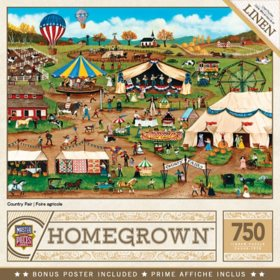 Country Fair 750 Homegrown Puzzle