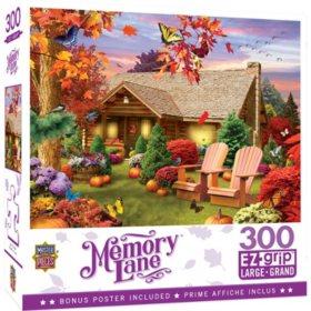 Memory Lane 300-Piece Puzzle