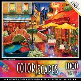 Colorscapes It's Amore Puzzle
