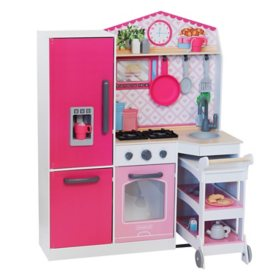 Maya's Modern Play Kitchen