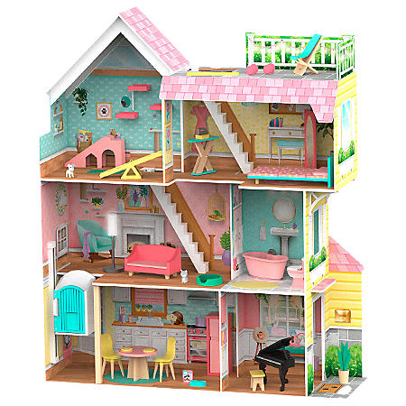 KidKraft Mia's Pet Loft Dollhouse