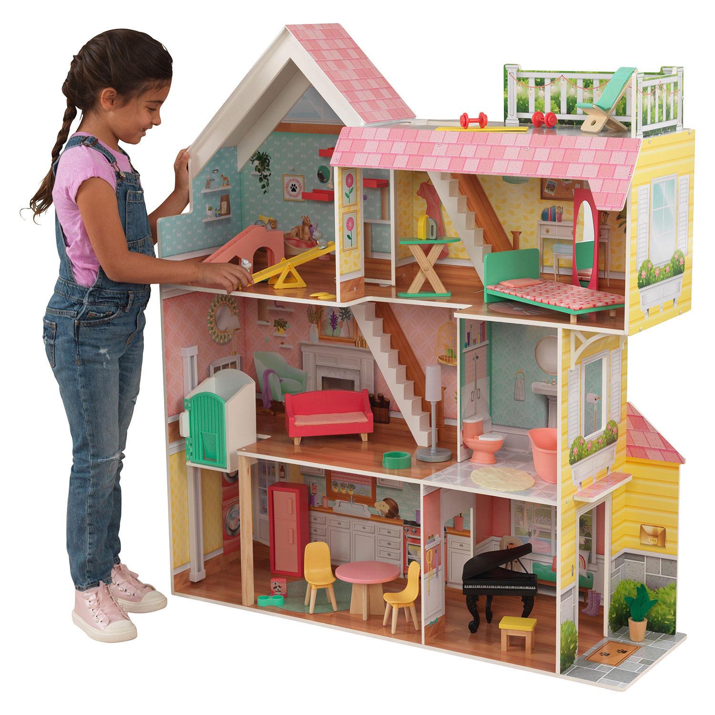 KidKraft 20014 Mia's Pet Loft Dollhouse