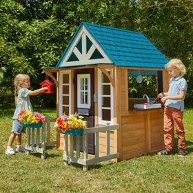 KidKraft Lakeside Bungalow Playhouse