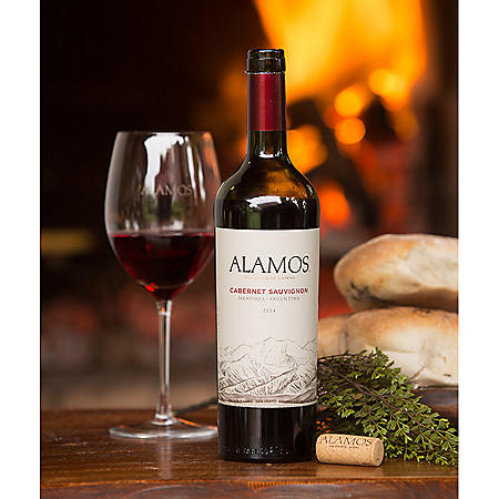 Alamos Cabernet Sauvignon (750 ml)