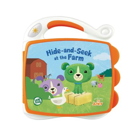 LeapFrog® My First Book: Hide-and-Seek at the Farm