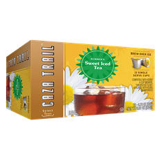 Caza Trail Summer's Sweet Iced Tea, Single Serve (72 ct.)