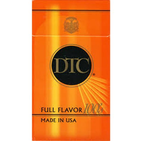 Dosal Full Flavor Cigarettes 100's (200 ct.)