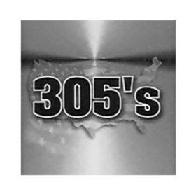 305's Menthol King 1 Carton