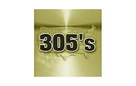 305's Menthol Gold 100's 1 Carton