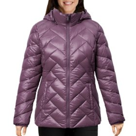 London Fog Ladies Packable Down Jacket