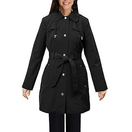 London Fog Women's Trench Coat