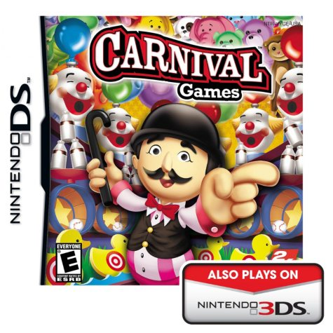New Carnival Games - NDS