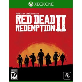 Red Dead Redemption 2 (Xbox One) - Sam's Club