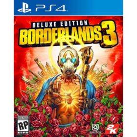Borderlands 3 Deluxe (PS4)