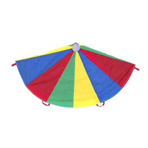 School Specialty 12' Parachute with 12 Hand-Holds