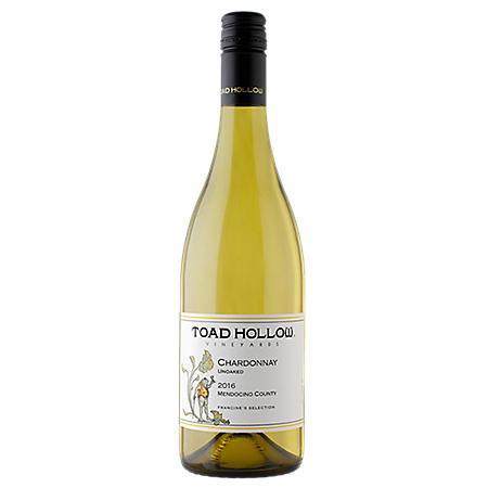 Toad Hollow Chardonnay (750 ml)