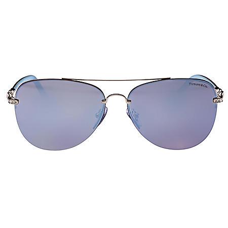 1cf77fb382e45 Tiffany Infinity Aviator Sunglasses (Choose A Color) - Sam s Club