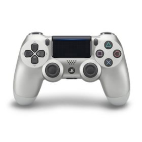 DualShock 4 Wireless PS4 Controller - Silver
