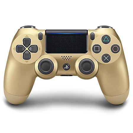 DualShock 4 Wireless PS4 Controller - Gold