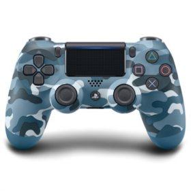 DualShock 4 Wireless PS4 Controller - Blue Camo