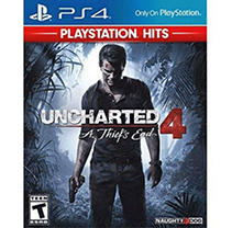 Uncharted 4 A Thiefs End: Playstation Hits (PS4)