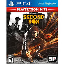 Infamous Second Son: Playstation Hits (PS4)