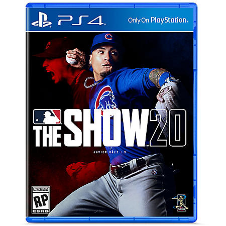 MLB: The Show 20 - PS4