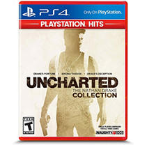 Uncharted Nathan Drake Collection: Playstation Hits (PS4)
