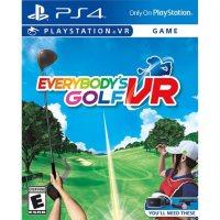 Everybody's Golf VR - PVR