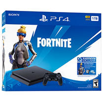 PS4 1TB Fornite Bundle