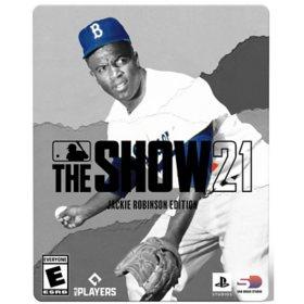 MLB The Show 2021 MVP Edition - PlayStation 4