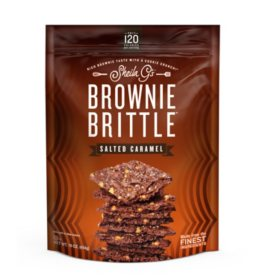 Brownie Brittle Sea Salted Caramel (16 oz.)