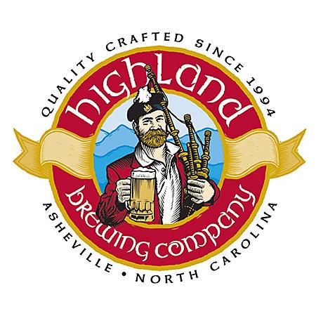 Highland Brewing Company Gaelic Ale (12 fl. oz. bottle, 12 pk.)