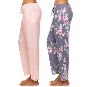Flora Women's 2-Pack Pant Set