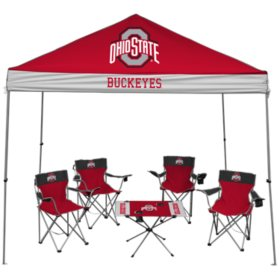 NCAA Ohio State Buckeyes Large Tailgate Kit