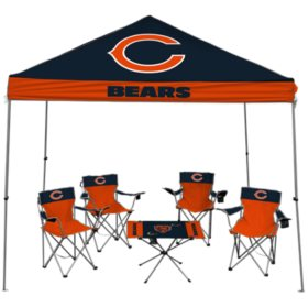 NFL Chicago Bears Large Tailgate Kit