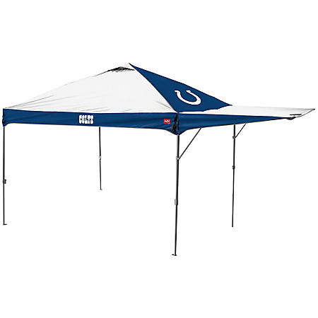 Rawlings Official NFL 10 x 10 Swing Wall Tailgate Canopy