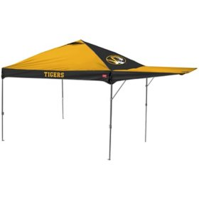 Rawlings Official NCAA 10 x 10 Swing Wall Tailgate Canopy