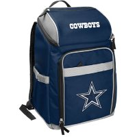 Rawlings Official NFL Soft-Sided Backpack Cooler, 32-Can Capacity - Dallas Cowboys