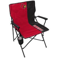 Rawlings Official NCAA Hard Arm Tailgate Chair - University of Louisville