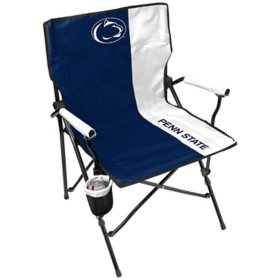 Rawlings Official NCAA Hard Arm Tailgate Chair - Penn State University