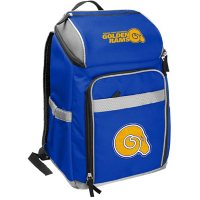 Rawlings Official NCAA Soft-Sided Backpack Cooler, 32-Can Capacity - Albany State University